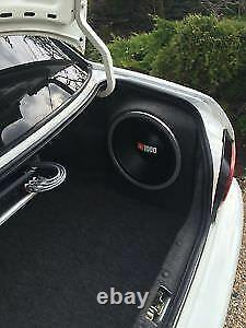 Subaru Impreza Mk1 Stealth Sub Speaker Enclosure Box Sound Bass Car Audio 10 12