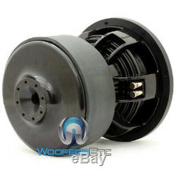 Sundown Audio Ns-12 V. 3 D1 12 2500 Watt Rms Nightshade Subwoofer Bass Speaker