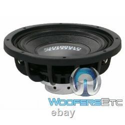 Sundown Audio Sd-4 12 D4 12 600w Rms Dual 4-ohm Shallow Subwoofer Speaker New