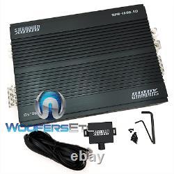 Sundown Audio Sfb-1800.5 5-channel Component Speakers Subwoofers Amplifier New