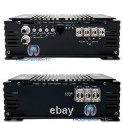 Sundown Audio Sfb-600d Monoblock Amp 600w Rms Subwoofers Bass Speakers Amplifier