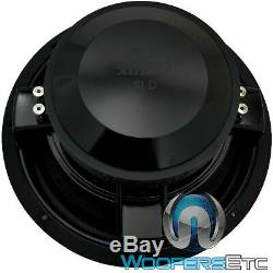 Sundown Audio Sld 10 D2 10 600w Rms Dual 2-ohm Shallow Subwoofer Bass Speaker