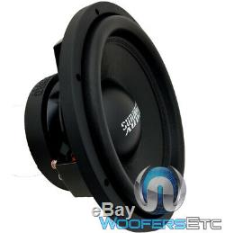 Sundown Audio Sld 12 D4 12 600w Rms Dual 4-ohm Shallow Subwoofer Bass Speaker