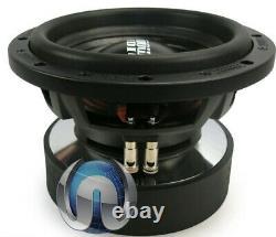 Sundown Audio U-18 D2 18 Sub 1500w Rms Dual 2-ohm Subwoofer Bass Speaker New