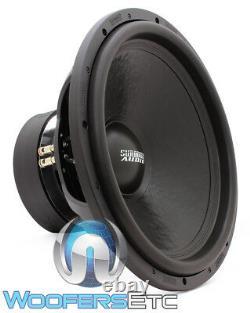 Sundown Audio U-18 D4 18 Sub 1500w Rms Dual 4-ohm Subwoofer Bass Speaker New