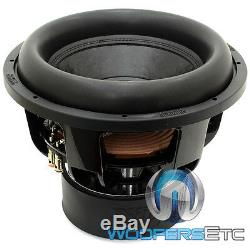 Sundown Audio X-15 V. 2 D2 Pro 15 Dual 2-ohm 1500w Rms Bass Subwoofer Speaker