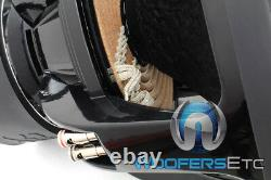Sundown Audio X-18 V. 2 D4 18 1500w Rms Dual 4 Ohm Subwoofer Speaker New Basket