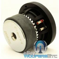 Sundown Audio X-6.5sw V. 2 Pro 6.5 Sub 300w Rms 4-ohm Subwoofer Bass Speaker New