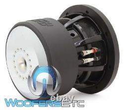 Sundown Audio X-8 V. 3 D4 8 800w Rms Dual 4-ohm Car Subwoofer Bass Speaker New