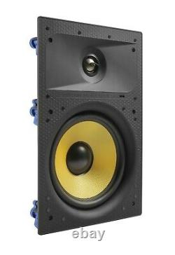 TDX 5.1 Surround Sound Home Theater System, 6.5 In-Wall Speakers, 8 Subwoofer
