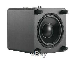 TDX 5.1 Surround Sound Home Theater System, 8 In-Wall Speakers, 12 Subwoofer