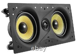TDX 7.1 Surround Sound Home Theater System, 8 In-Wall Speakers, 12 Subwoofer