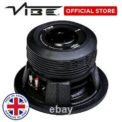 Vibe Blackair 10 Car Stereo Audio 1800W Peak Bass Sub SQL Subwoofer Speaker