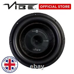 Vibe Blackair 12 Car Stereo Audio 2250W Peak Bass Sub SQL Subwoofer Speaker