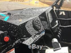 Waterproof Marine Atv Rzr Utv Speakers Audio Bluetooth Stereo System subwoofer