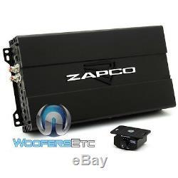 Zapco St-1000xm II Monoblock 1000w Rms Subwoofers Bass Speakers Amplifier New