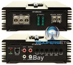 Zapco St-850xm Monoblock 850w Rms Class D Subwoofers Speakers Bass Amplifier New