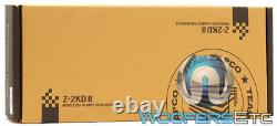 Zapco Z-2kd II Monoblock 2100w Rms Subwoofers Speakers Class D Bass Amplifier