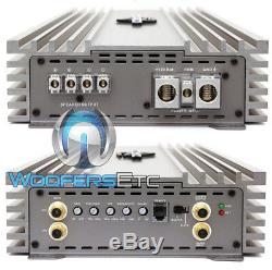 Zapco Z-3kd II Monoblock 3000w Rms Subwoofers Speakers Class D Bass Amplifier