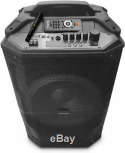 12 2400w Portable Bluetooth Haut Parleur Woofer Lourd Basse Party Sound System