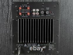 12 Pouces Accueil 150w Subwoofer Caisson De Basse Tension Audio Haut-parleur 12 '' (200 Watts Max)