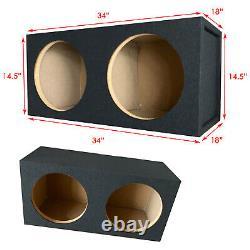 1x Pro Dual Seal 15 Sous-couper Enclosure Car Audio Speaker Box All Mdf