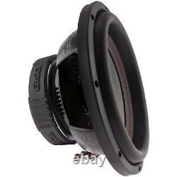 2 Ds18 Slc-10s 10 Voiture Audio Subwoofer 880w Svc 4 Ohm Bass Sous-à-haut-parleur