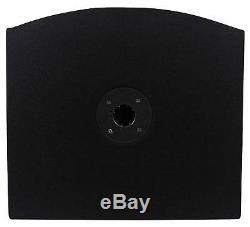 (2) Rockville Rsg15 15 3000w Passif Dj / Pro Audio Enceintes De Sono + (2) 15 Subwoofers