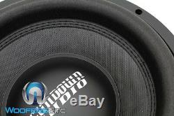 (2) Sundown Audio Sa-10 V2 D4 1000w Rms Subs 10 4 Ohm Dvc-parleur Caissons New