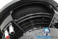 (2) Sundown Audio Sa-10d2 Rev. 3 Subs 10 DVC 2 Ohm Fort Pro Basse Subwoofers Nouveau
