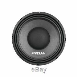 4 X Audio 10w650a 10 Prv Sub Woofer Alto Audio Pro Bass Speaker 650w 4 Ohm