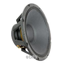 5 Core 18 Pro Audio Remplacement Dj Subwoofer Sub Haut-parleur Haut-parleur 107 Oz Magnet 8