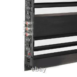 5800w 4 Channel Auto Voiture Amplificateur Stereo Audio Haut-parleur Amp Pour Subwoofer Superbe