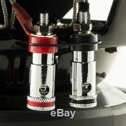 8 Subwoofer 1800w Double Camion 4 Ohms Voiture Audio-parleurs Bass Sub 1 Paire Ds18 Z8