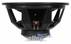 800w 15 Pouces Mtx 55 Série DVC Dual 2 Ohms Voiture Audio Subwoofer 5515-22