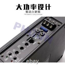 9 600w 12v Suv De Voiture Sous Le Siège Subwoofer Power Amplificateur Bass Hifi Audio Speaker