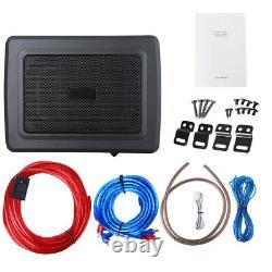 9 600w High Power Car Subwoofer Amplificateur Bass Hifi Audio Speaker Ultrathin USA