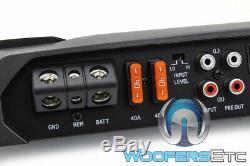 Alpine R-a75m Monobloc Car Audio 750w Rms Caisson De Graves Haut-parleurs Ampli Basse Nouveau