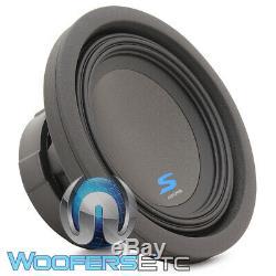 Alpine S-w8d4 8 900w Double Kevlar 4 Ohms Renforcé Caisson De Basses-parleurs Bass Nouveau