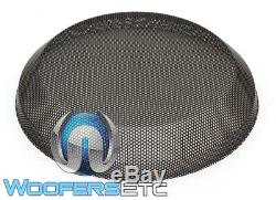 Alpine X-10 Pro Sub W10d4 2700w Dual 4 Ohms Caisson De Basses-parleurs Bass Car Audio Nouveau