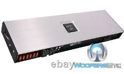 Arc Audio X2 2500.1 Monoblock 2500w Rms Subwoofers Speakers Bass Amplificateur Nouveau