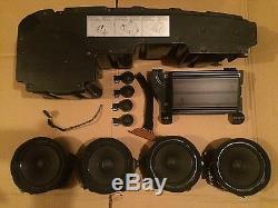 Audi A2 Système Bose Usine Son Haut-parleurs Tweeters Amplificateur Amp Sub Woofer