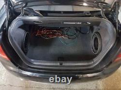 Audi A4 B6 B7 Cabriolet Stealth Sub Enceinte Enceinte Box Sound Bass Audio Nouveau