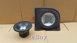 Audi A4 B8 Avant Estate Wagon Furtif Sub Président Enceinte Sound Box Basse 10