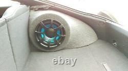 Audi Tt Mk2 New Furtif Sub Président Enclosure Sound Box Audio Bass Voiture 10 12