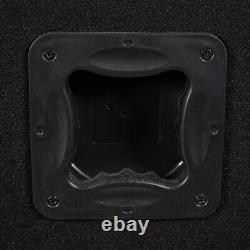 Audio Seismic Powered 12 Pro Audio Subwoofer Cabinet Pa / Band / Dj / Kj