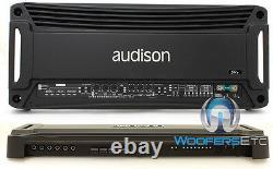 Audison Sr5 Amp Pro 5 Canaux Composants Haut-parleurs Subwoofer System Amplificateur Nouveau