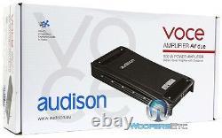 Audison Voce Av Due Amp 2canaux 900w Rms Power Speakers Subwoofer Amplificateur Nouveau