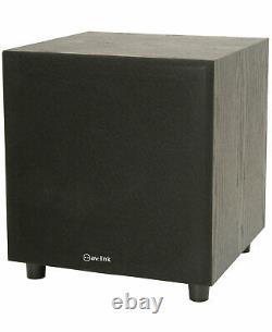 Avlink M8s Active Subwoofer Hifi Home Sound System Bass Speaker