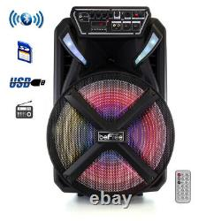 Befree Sound Bfs-2115 15 Pouces Bluetooth Portable Rechargeable Party Speaker